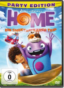 DVD Cover Home